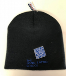 Long Eaton Beanie Hat Navy